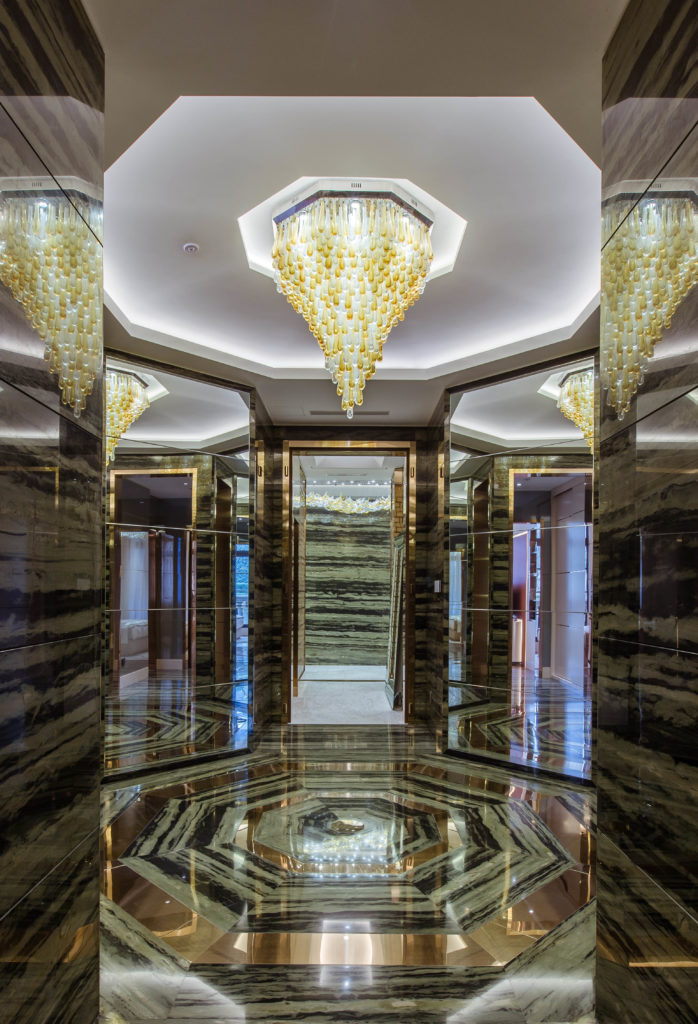 Luxury Club house, Shanghai, China