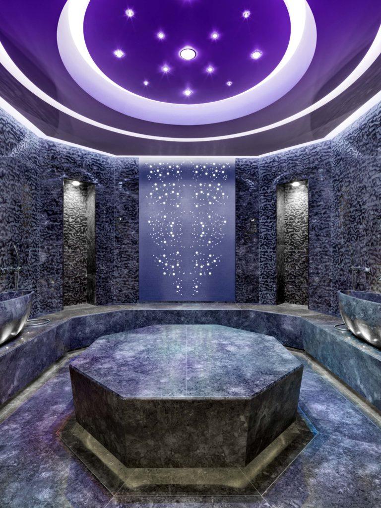 Calidarium Spa at Excelsior Hotel Gallia