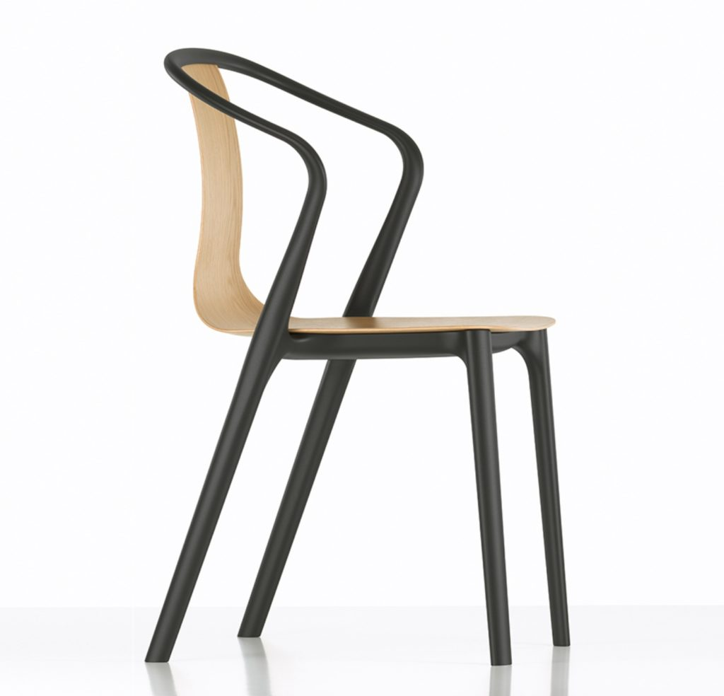 Belleville armchair by Grafunkt for Vitra