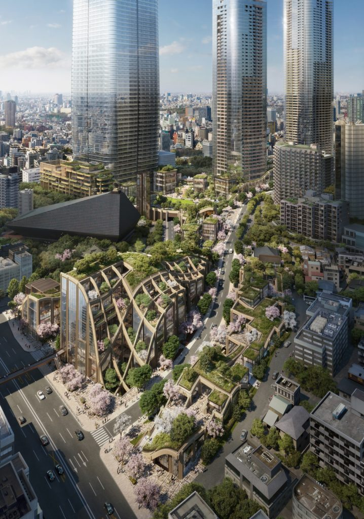 Mori Building Tokyo 1