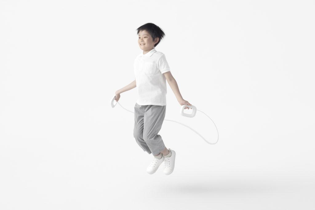 Nendo skipping rope